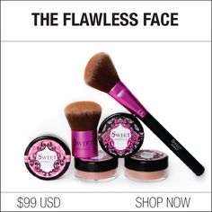 The Flawless Face is the best makeup I have found for my sensitive and breakout prone skin.