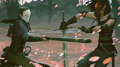 Competitive martial arts RPG Absolver beta signups now available https://www.pcgamesn.com/absolver/absolver-beta