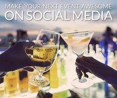 I know. GROAN. Hashtags are so ANNOYING. But they can be really valuable! Especially when you have a limited budget for your event - they area great tool to make the most of social media.
