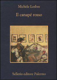 Libro Il canapé rosso Michèle Lesbre