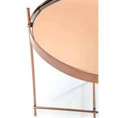 Modular Side Table Copper