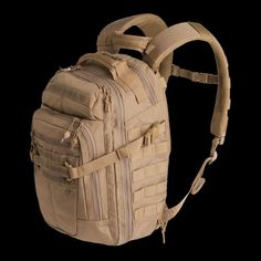 First Tactical Specialist Half-Day Backpack in Coyote