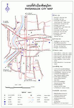 Cartes de la ville et de la province de Phitsanulok, situées dans le nord du pays, entre Bangkok et Chiang Mai.Pour en savoir plus voir : Phitsanulok,...