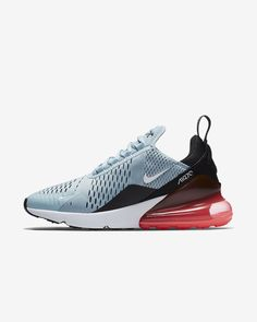 Nike Air Max 270 size 9.5 US MEN NAVY BLUE NEW WITH BOX RARE