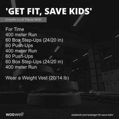 Hotel Workout, Wod Workout, Track Workout, Workout Ideas, Workout Challenge, Crossfit Kids Workouts, Weight Vest Workout, Weighted Vest, Body Workout At Home
