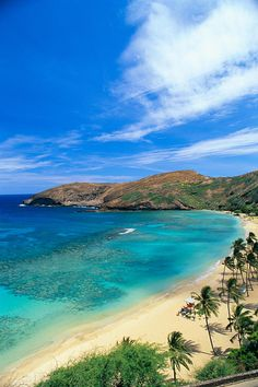 ✯ Hanauma Bay - Oahu, Hawaii
