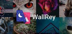 WallRey - Eleganti sfondi HD per Android da scaricare al volo