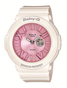 Casio Baby-G Shock Resist Lady's Watch Blooming Pastel BGA-161-7B2JF (Japan Import): http://watches.cybermarket24.com/casio-baby-g-shock-resist-ladys-watch-blooming-pastel-bga-161-7b2jf-japan-import/