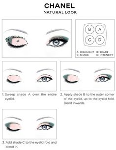 CHANEL - NATURAL LOOK GUIDE