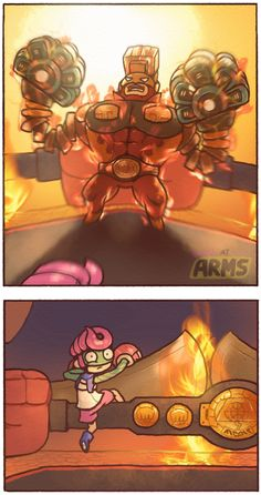 Springman is me when I saw max brass Arms Switch, Cross My Fingers, Kid Cobra, Arm Art, Fighting Games, Video Game Art, Super Smash Bros, Funny Comics, Animal Crossing