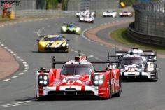 24 Stunden von Le Mans (Zoom), - Rennen13.06.2015, 21:53:13 - World Endurance Championship WEC bei Motorsport-Total.com