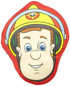 Character World FMS-HEA-CL5-MSC-06 Fireman Sam Coussin peluche imprimé 35 x 35 cm 100% Polyester (Import Grande Bretagne) de Character World, http://www.amazon.fr/dp/B006KMRZHI/ref=cm_sw_r_pi_dp_U1ujtb1A3YCS5