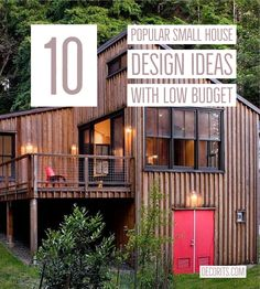 Popular Small House Design Ideas