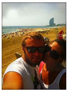 """Jessica Cecconi  """"E' stato un viaggio unico, una città piena di emozioni, divertimento, profumo di vita... Una città che non si può dimenticare!""""  Barcellona - 2012"""