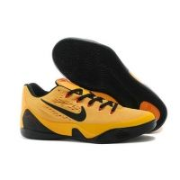 separation shoes 2241c 69501 653972 700 Nike kobe IX 9 EM XDR yellow black mens basketball shoes
