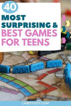 Best Party Board Games, Fun Board Games, Party Games, Family Fun Games, Family Board Games, Family Game Night, Kid N Teenagers, Raising Teenagers, Teenage Gifts
