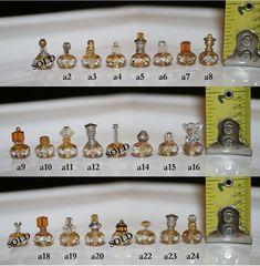 Image result for mini perfume bottles