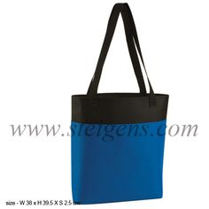 #Steigens offer Fabric bag for #CorporateGifts #PromotionalGifts of lighter, water repellent and basically more stain safe than different bags made of leather or woven.