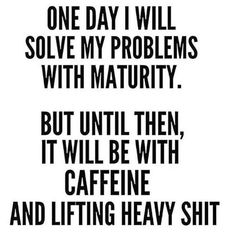 You never know what kind of day you are going to have so you to try to be positive. If you can't then get some caffeine and throw some weight around. #cresultsfitness #lift #motivation #getfit #hustle #getfit #gains #work #workout #goals #bodybuilding #personaltrainer #fitnessjourney #fitfam #fitness #fitchick #life #boss #igfitness #gym #work #nj #train