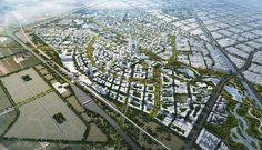 SOM : Beijing Bohai Innovation City
