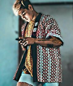 Amor Boys Are Stupid, Rap, Kimono Top, Poses, Mens Fashion, Style, Love, Cute Wallpapers, Phone Backgrounds