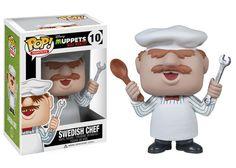 Pop! Disney: The Muppets - Swedish Chef | Funko I NEED THIS ONE!
