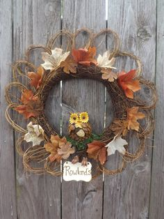 Hey, I found this really awesome Etsy listing at https://www.etsy.com/listing/203974202/owl-fall-autumn-wreath-personalized