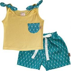 Daisy Mix and Match - Hoolies Kids Fair Trade Kids Clothing Daisy Shorts, Safari Dress, Paper Bag Shorts, Frilly Dresses, Light Teal, Pet Clothes, Pocket Detail, Mix N Match, Workout Tops