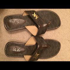 02996e35ca Mk sandles Mk sandles Michael Kors Shoes Sandals