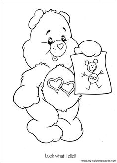 Care Bears Coloring-050