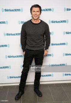 Lou Diamond Phillips visits at SiriusXM Studios on November 3, 2015 in New York City.