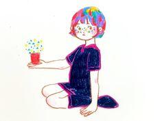 색연필 일러스트에 대한 이미지 검색결과
