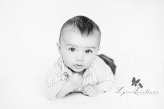 Massachusetts Four Month Old Portrait Photographer