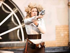 River Song waist belt by TimelordLeatherworks on Etsy, $85.00