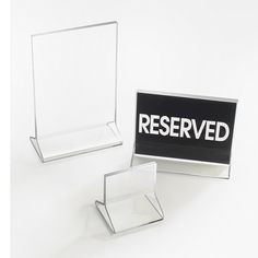 4W x 1D x 7H Classic Standard Tabletop Cardholder, case of 12 Tags:  Table Card Holders; Signage Displays; Acrylic Table Card Holders;Acrylic Clear Table Card Holders; https://www.ktsupply.com/products/32801336674/4W-x-1D-x-7H-Classic-Standard-Tabletop-Cardholdercomma-case-of-12.html