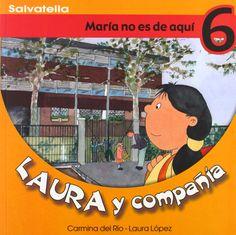 Laura y compañia 6: María no es de aquí.  Disponible en:  http://xlpv.cult.gva.es/cginet-bin/abnetop?SUBC=BORI/ORI&TITN=819738
