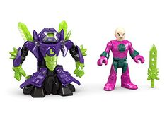 FisherPrice Imaginext DC Super Friends Battle Armor  Lex Luthor