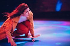 "For part three in ""The Kids Are Alright"" series, meet skateboarder Rachelle Vinberg."