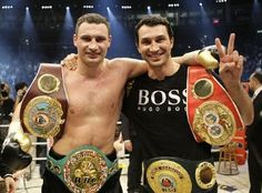 Klitschko Brothers    The Doctors of Boxing
