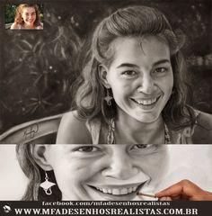 Desenhos Realistas (Maurício Fortunato Araújo)