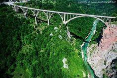 Durdevica Tara bridge, Montenegro 1940