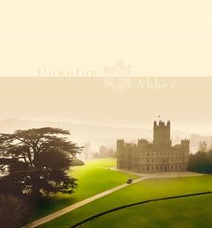 Downton Abbey, Highclere Castle, Highclere Park, Newbury.  The film location for the hugely successful Downton Abbey. The real owner is the 8th Earl and Countess of Carnarvon