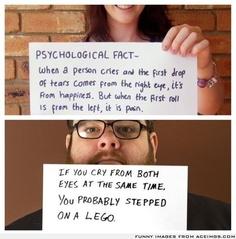 Psychological Fact.