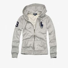 01c250b7 Polo Ralph Lauren Womens Big Pony Pullover Hoodie Heather Outlet Online Polo  Jumper, Ralph Lauren
