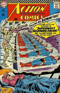 Action Comics 344 December 1966 Issue DC Comics by ViewObscura Superman Action Comics, Batman Comic Art, Dc Comics Art, Batman And Superman, Superman Artwork, Superman Pictures, Bane Batman, Funny Batman, Superman Stuff