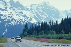 The Alcan Highway, Canada to Alaska - Top Ten Best Motorcycle and Car Roads In The World