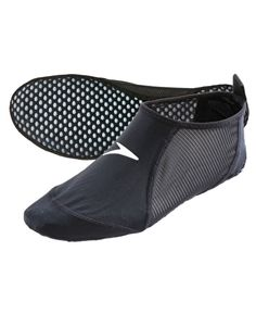 Speedo Womens Pool Socks - Black