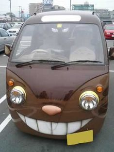 Catbus Van. Oh my lord. Win.