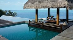 Four Seasons Koh Samui Thailand  Residence Outdoor Living