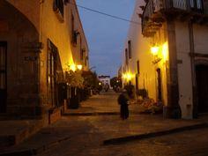 Centro Histórico de Querétaro. Hace tres años.